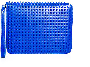 Christian Louboutin Paris spiked document holder