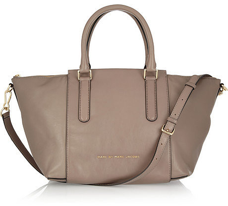 Marc by Marc Jacobs Burg Boxer Large leather tote