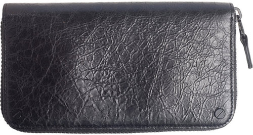 Balenciaga Arena Continental Zip Around Wallet