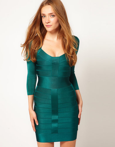 French Connection Body-Conscious Dress