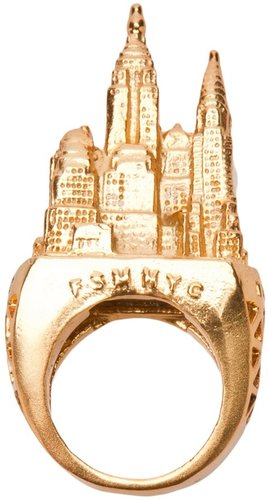Fsmnyc NEW YORK SKYLINE RING