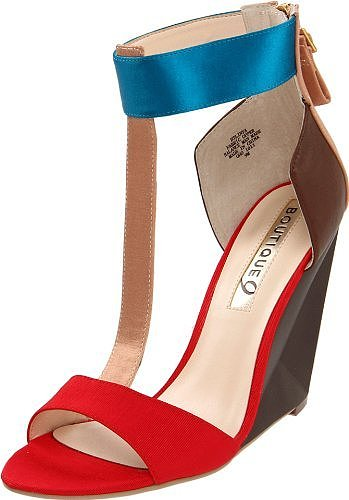 Boutique 9 Women's Linya Wedge Sandal