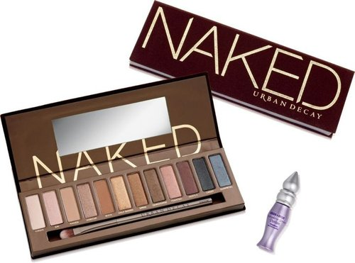 Urban Decay Cosmetics Naked Palette w/ Brush