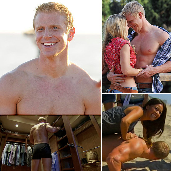 Bachelor Sean's Best Shirtless Moments