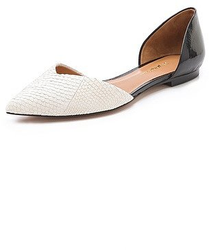 3.1 phillip lim Devon d&#039;Orsay Flats