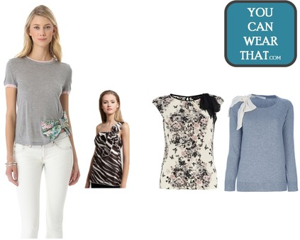 Dorothy Perkins, Jucca, RED Valentino, Kate Spade