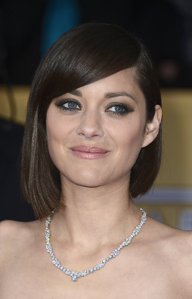 Marion Cotillard at the Screen Actors Guild Awards
