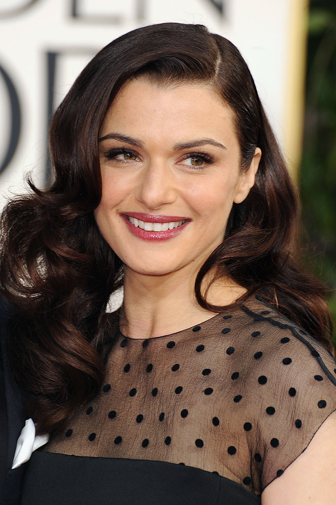 Rachel Weisz at the Golden Globe Awards