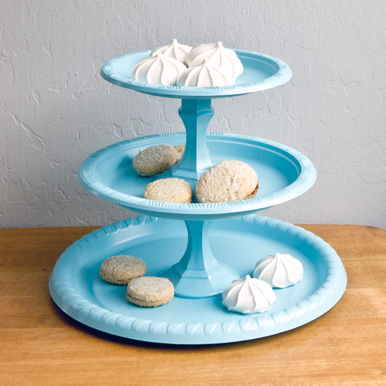Easy To Store  Tier Cake Stand
