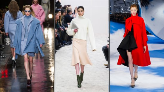 Pastels and School-Girl Inspiration Are Trending at Paris Fashion Week!