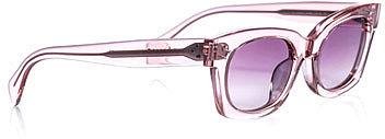 Céline Sophia clear frame sunglasses
