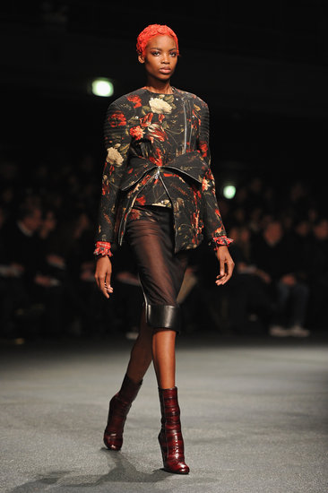 2013 Paris Autumn Winter Fashion Week: Givenchy