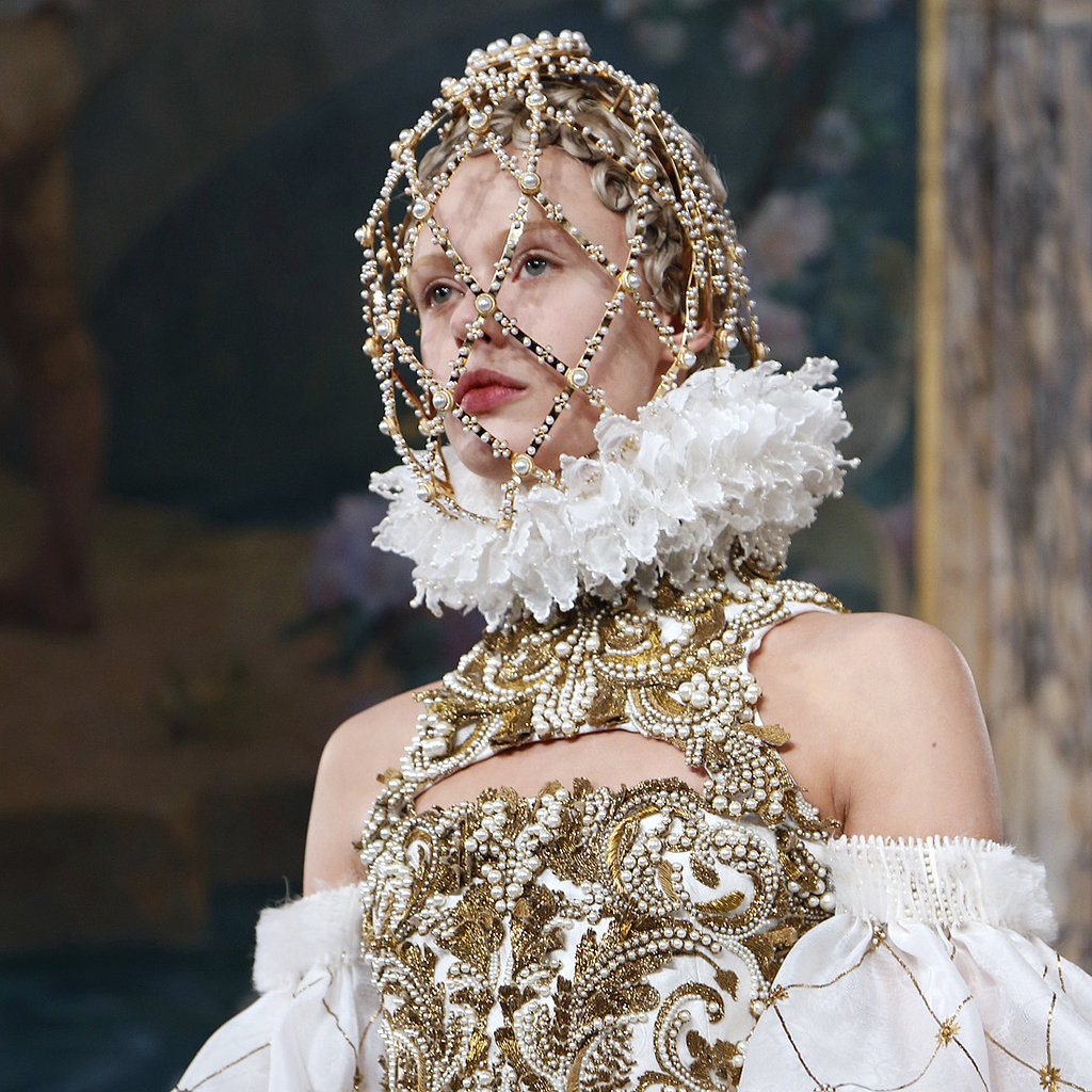 Queen For a Day: Get a Look at Alexander McQueen's Royal Beauties