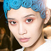 Givenchy Hair and Makeup | Fashion Week Fall 2013