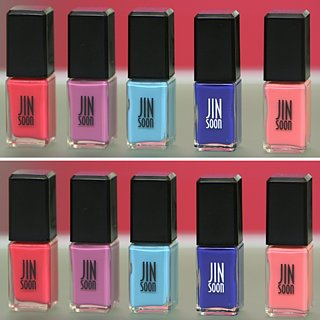 New Jin Soon Choi Nail Polish | Spring 2013