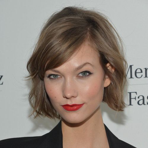 Pictures of Celebrities With a Fringe