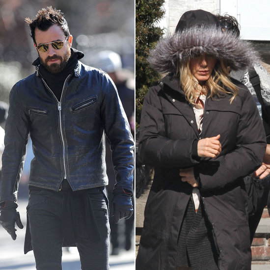 Jennifer and Justin Face the End of Winter and a Possible March Wedding