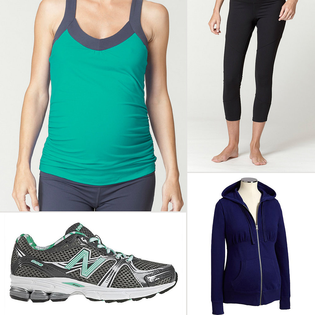 Work It Out With the Best Maternity Fitness Finds For Spring