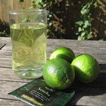 Iced Green Tea With Lime Recipe