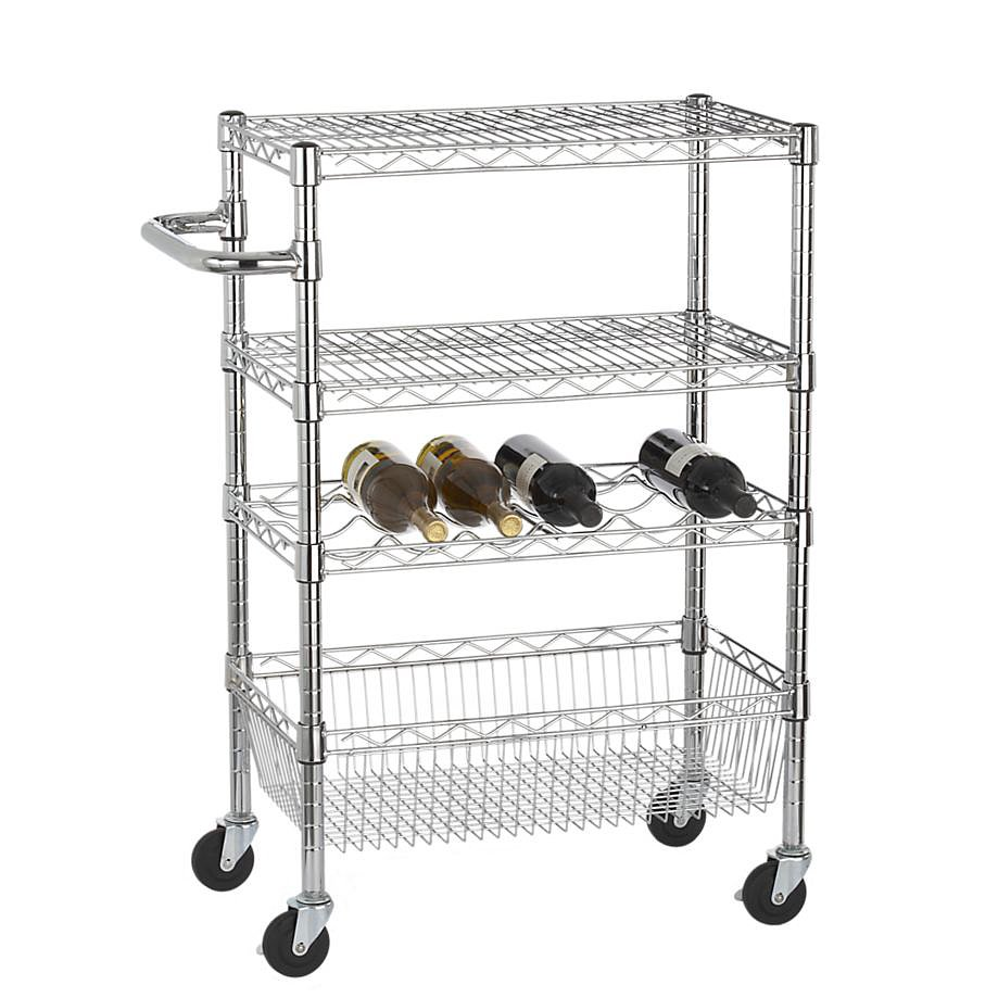 Kitchen: Add a Bar Cart