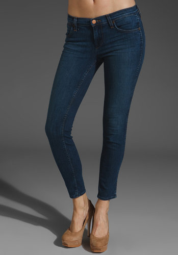 J Brand Bella Low Rise Skinny