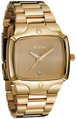 Nixon 'The Player' Bracelet Watch