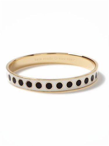 Kate Spade New York In the Spotlight Idiom Bangle
