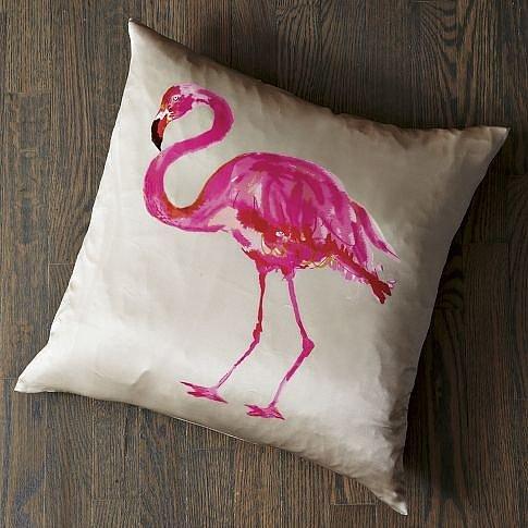 Flamingo Pillow Cover
