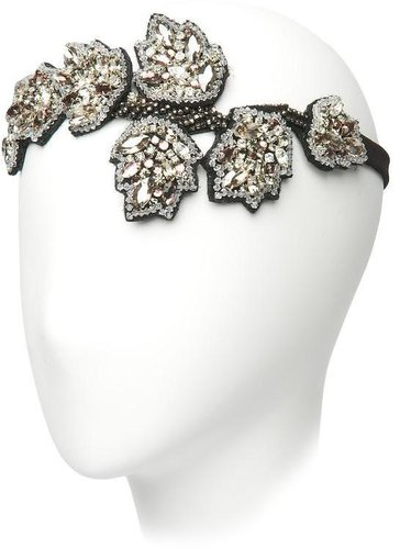 Lanvin Embroidered Headband
