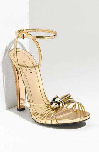 Gucci Ankle Strap Sandal