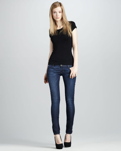 Hudson Collin Skinny Jeans, Sumatra