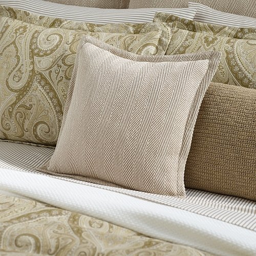 Desert Spa Herringbone Pillow