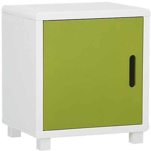 simplehuman® Qube 1-Section Green Storage Unit