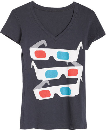 3-D Glasses Tee