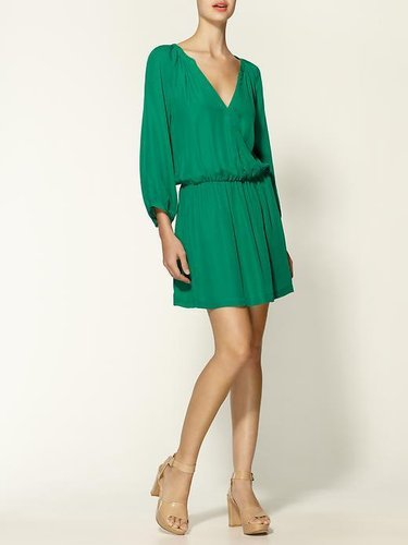 Joie Molly Silk Mini Dress