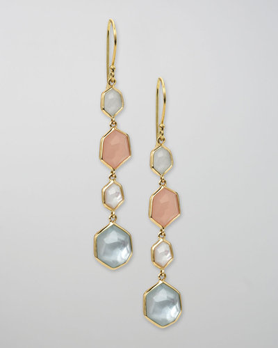 Ippolita Multi-Stone Drop Earrings