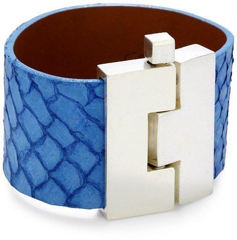 Leighelena Wide Twilight Carp Bracelet
