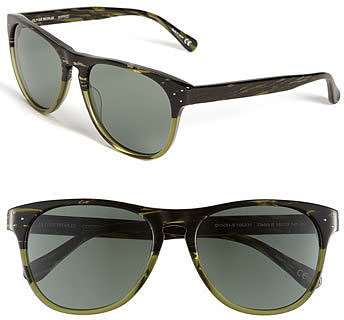 Oliver Peoples &#039;Daddy B&#039; Sunglasses