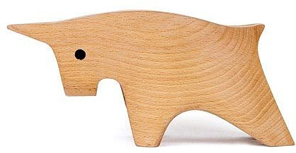 Areaware - Bull Animal Box