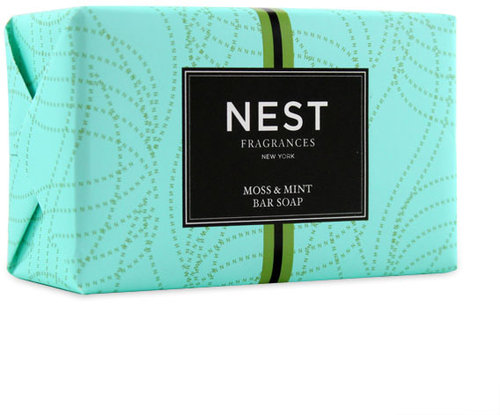 Nest Fragrances Moss and Mint Soap