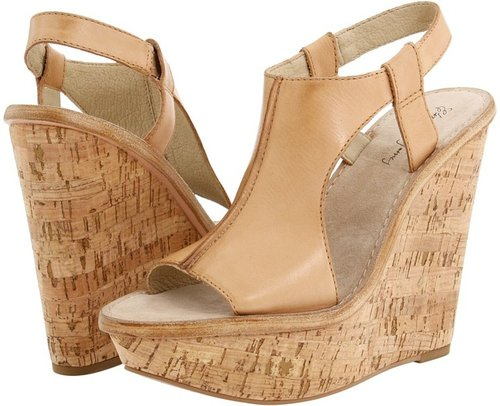 Elizabeth and James - Harp (Natural Leather) - Footwear