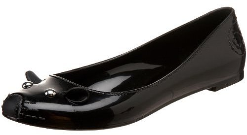 Marc by Marc Jacobs Women&#039;s Love 615120 Jelly Mouse Flat