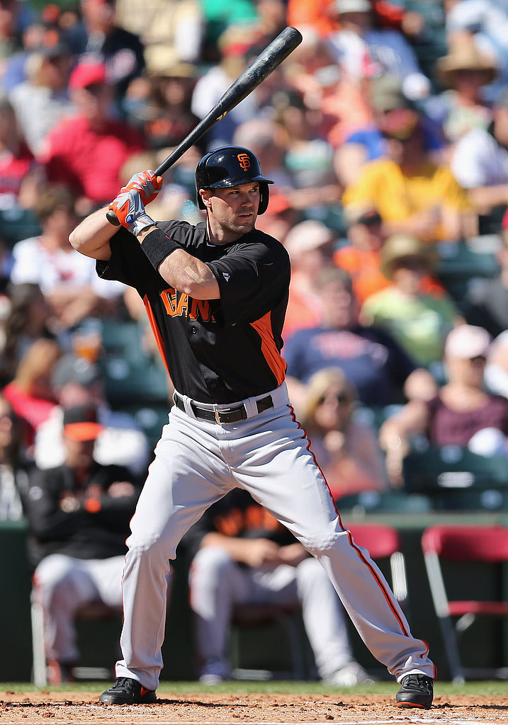 Cole Gillespie, San Francisco Giants