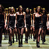 2013 Autumn Winter Paris Fashion Week: Saint Laurent Runway