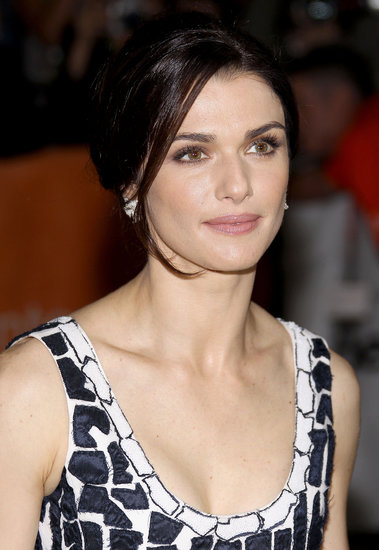 At the 2010 Toronto International Film Festival, the actress went for a classic updo with face-framing tendrils and a neutral makeup palette.