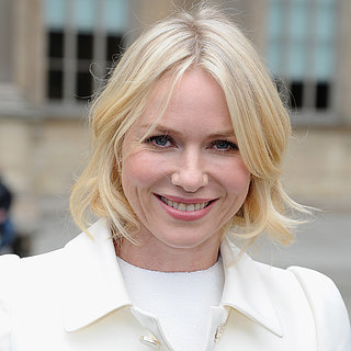 Naomi Watts Hair Louis Vuitton Fall 2013