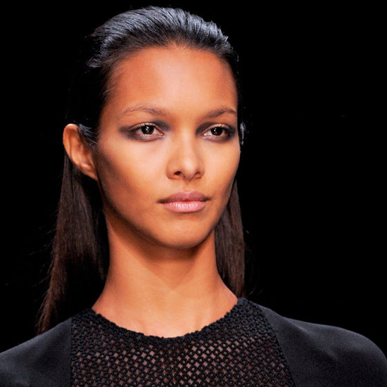 Elie Saab's Modern Way to Dress Up Hair and Makeup For Fall