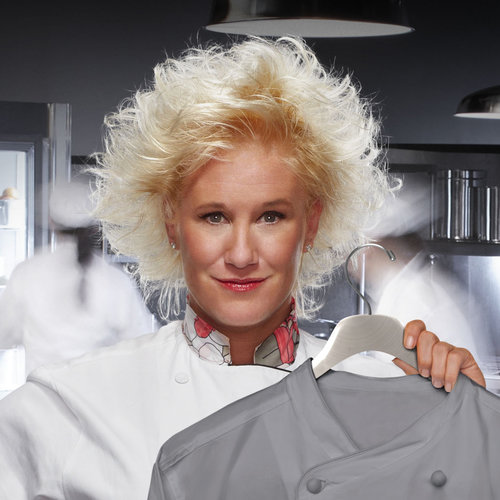 Anne Burrell Interview
