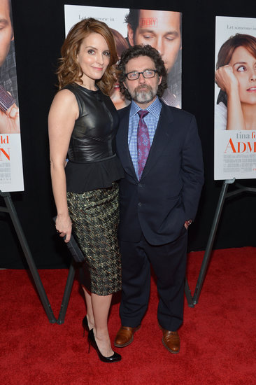 Tina Fey walked the red carpet with husband Jeff Richmond.