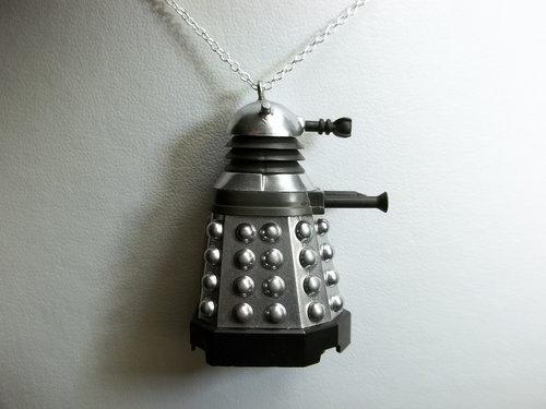 Dalek Necklace